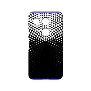 BLUEDIO Designer 3D Printed Back case cover for LG Nexus 5X - G7834