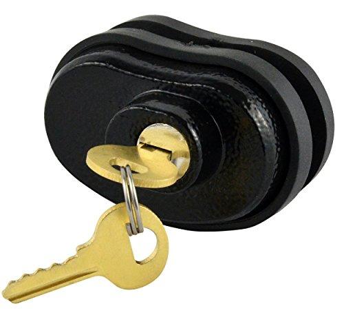 Universal gleichschließend Trigger Gun Lock–passend für Pistolen, Gewehre und Schrotflinten (Gewehr-lock)
