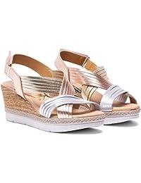 12bbe56fed7 Amazon.es  Marila  Zapatos y complementos
