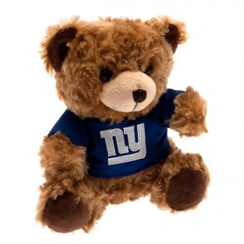 T-Shirt Teddy Bear - New York Giants