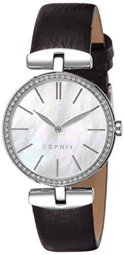 Esprit Analog White Dial Women's Watch-ES109112003 image