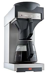 Melitta Professional Filtre Machine à café Melitta 170m, verre kannen bevorratung