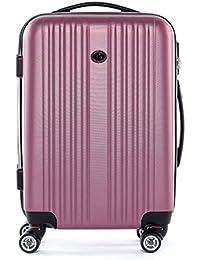 FERGÉ Maleta juego de maletas rigidas 2 3 piezas TOULOUSE trolley muchos colores y tamaños equipaje dura Spinner con 4 ruedas
