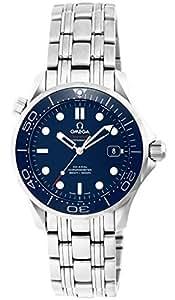 Omega Unisex-Armbanduhr Analog Automatik Edelstahl 21230362003001