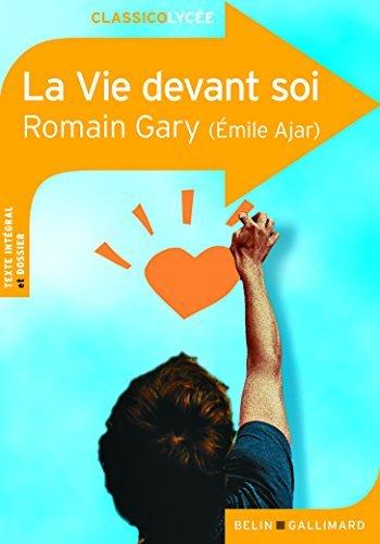 Vie Devant Soi (la) Romain Gary (?mile Ajar) *pnf* by Brassel Domenica (October 20,2009)