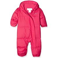 Columbia Snuggly Bunny Bunting, Mono de Nieve Bebés, Rosa (Punch Pink), 12-18 meses