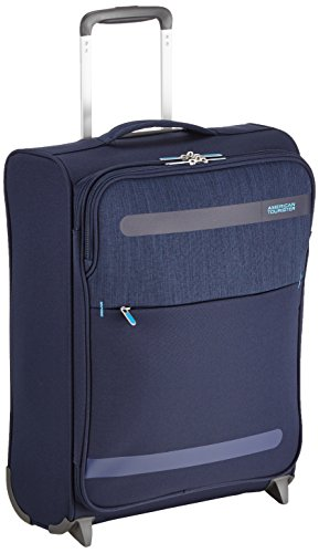 American Tourister – Herolite Lifestyle Upright 55/20, 55 cm, 41L, Navy Blue