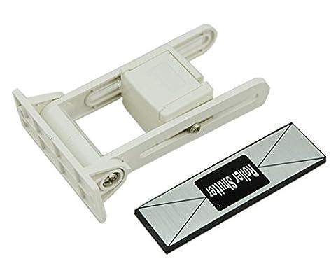 Wired Roller Shutter Door Magnetic Contact CA-55H / Verdrahtete Rollladen-Tür-Magnetkontakt