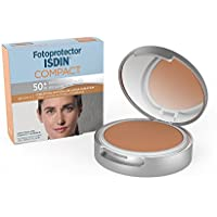 Fotoprotector ISDIN COMPACT 50+ bronce protector solar facial - 10 gr