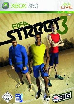 FIFA Street 3 X-Box 360 [Importación alemana]