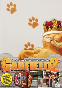 Garfield 2 (Samtpfötchen-Edition, 2 DVDs) [Limited Edition]