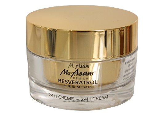 M. Asam Resveratrol Premium 24h Creme 50ml (Tages-und Nachtcreme)