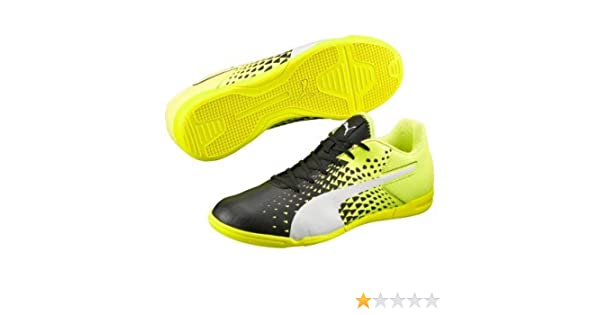 Puma Men s Evospeed Sala Graphic Leather Running Shoes  Buy Online at Low  Prices in India - Amazon.in 9eb410809