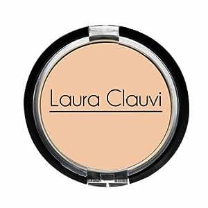Laura Clauvi - Poudre Compacte - N°3 Sable