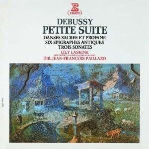 Debussy:Petite Suite/Danses [Import allemand]