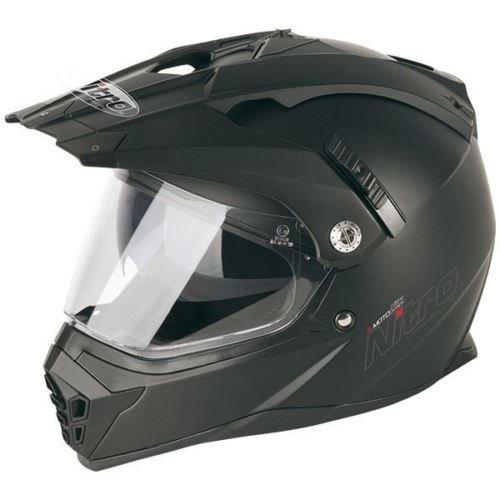Nitro mx-660DVS Adventure Motocross Motorrad-Biker-Helm -