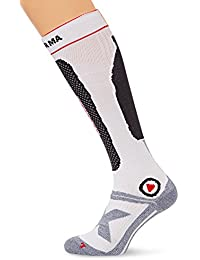 Enforma Bike All Season Full Compression - Calcetines Deportivos Unisex