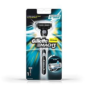 Gillette Mach 3 Manual Shaving Razor