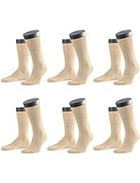 FALKE Herren Business-Socken Tiago 14662 6 Paar