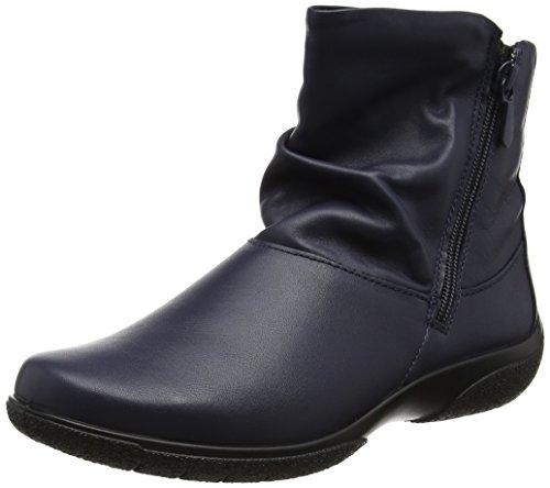 Hotter Women's Whisper Slouch Boots, Blue (Navy), 6 UK 39 EU