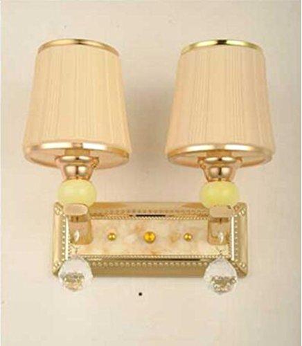 Lampe de chevet Double chaude lampe murale salon couloir chambre moderne et minimaliste šŠclairage dimmable Continental Hotel Apartments