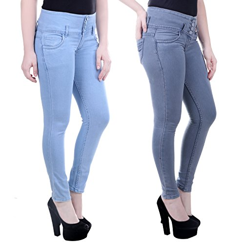 SRW Women's Slim Fit Jeans Combo