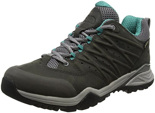 The North Face Hedgehog Hike II Gore-Tex, Stivali da Escursionismo Donna, Grigio (Q/Silver Grey/Porcelaingrn 4Fz), 38.5 EU