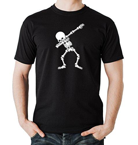 ing Skeleton T-Shirt Black XL (Halloween-humor Tumblr)