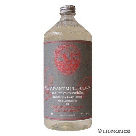 Nettoyant multi-usage 1L Pamplemousse Sauge