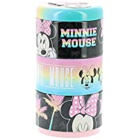 Disney Minnie Mouse Trinket Tin (confezione da 3)