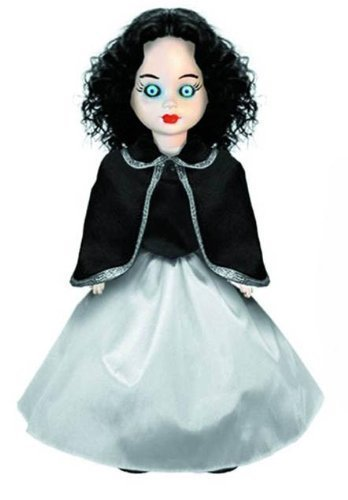 Living Dead Dolls Scary Tales Series 4 Snow White (Apple-serie Poison)