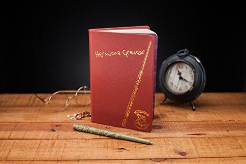 Harry Potter pp4216hp Hermine Notizbuch und Zauberstab Stift