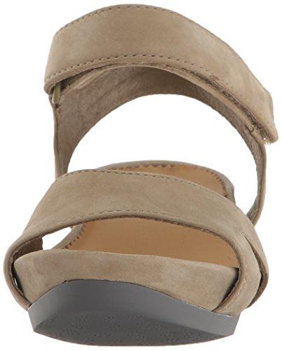 CAMPER Damen Supersoft Micro Negro Sandalen Beige (Medium Beige 015)