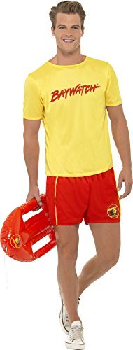 Baywatch Beach Costume for Men.. Medium or large