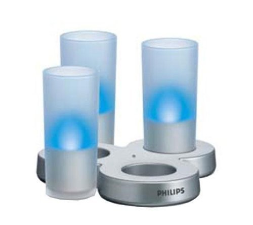 PHILIPS-IMAGEO-Set-of-3-Rechargeable-Candle-Lights-blue-Imageo-Rechargeable-Candle-Lights