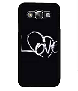 djipex DIGITAL PRINTED BACK COVER FOR SAMSUNG GALAXY A7(2015)