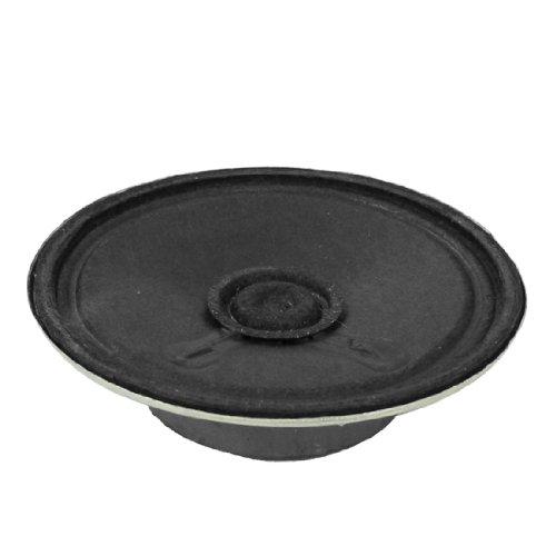 Sourcingmap® Ersatzteil 55 mm Durchmesser, rund, Interner Magnet Lautsprecher (8 Ohm, 0.5W de