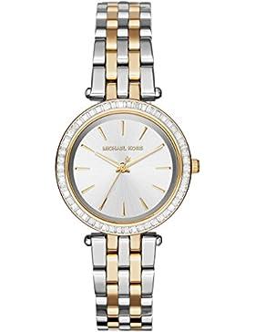 Micheal Kors Damen-Armbanduhr Analog Quarz Edelstahl MK3405