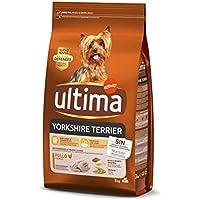 Ultima Comida para Perros Yorkshire Terrier con Pollo, 3 kg