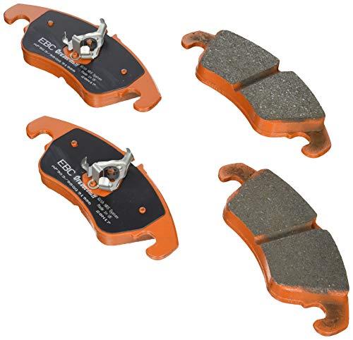 EBC Brake DP91986 Pastiglie Freni per Uso Racing/Pista Orangestuff 9000 Series