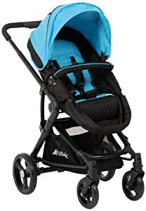 Hauck Colt All-in-One Travel System - Caviar/Capri