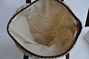 Sacoche Homme - Porté main ou épaule (bandoulière amovible) - Cuir d'Agneau - 22 cm - Nombreux rangements (dont 1 poche pour Smartphone)