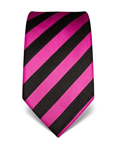 vincenzo-boretti-corbata-seda-fucsia-negro