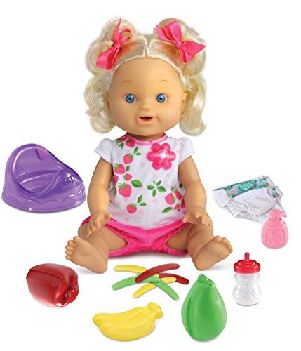 Vtech 80-179804 Little Love - Lina mit Toepfchen Puppe Topfpuppe -