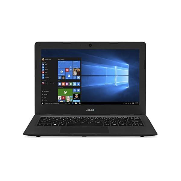 Acer Aspire One Cloudbook 11 1-431-C2Q8 14 inch Notebook (Intel Celeron N3050, 2 GB, 32 GB, eMMC, Windows 10) – Black/Grey 41O52GmrmJL