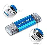 Memoria USB Pendrive 128GB USB 128GB Tipo C USB 3.0 OTG USB Stick para Tipo-C Android...