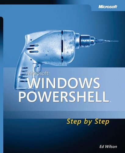 Microsoft® Windows PowerShellTM Step By Step (PRO-Other)