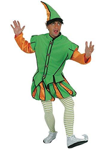 Elrond Herr Kostüm - Kostüm Herren Elfe, Wichtel