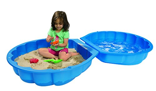 Simba-Smoby Big Sand and Water Shell (2 pieces)