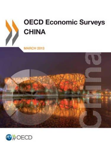 OECD Economic surveys : China 2013